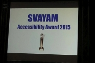 Svayam Accessibility Awards 2015