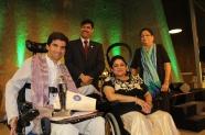Svayam Accessibility award to Association Salvador